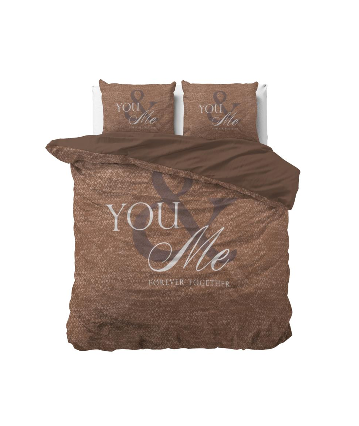 Love for you and me Taupe