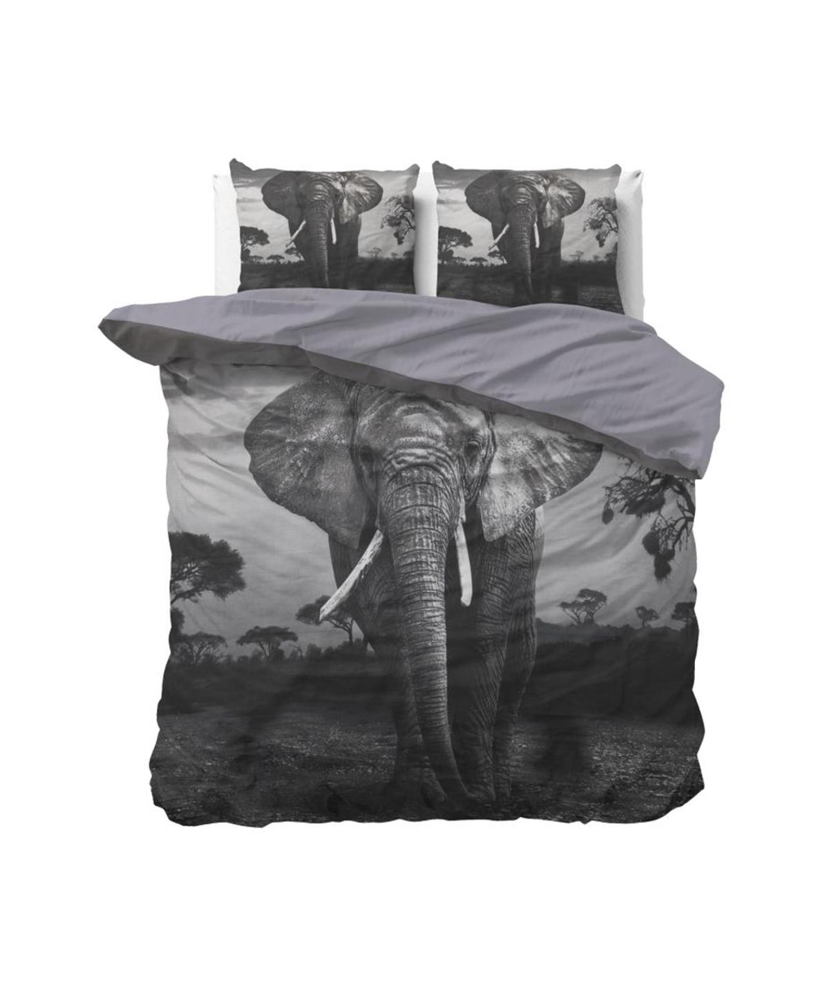 Elephant Mansion Anthracite
