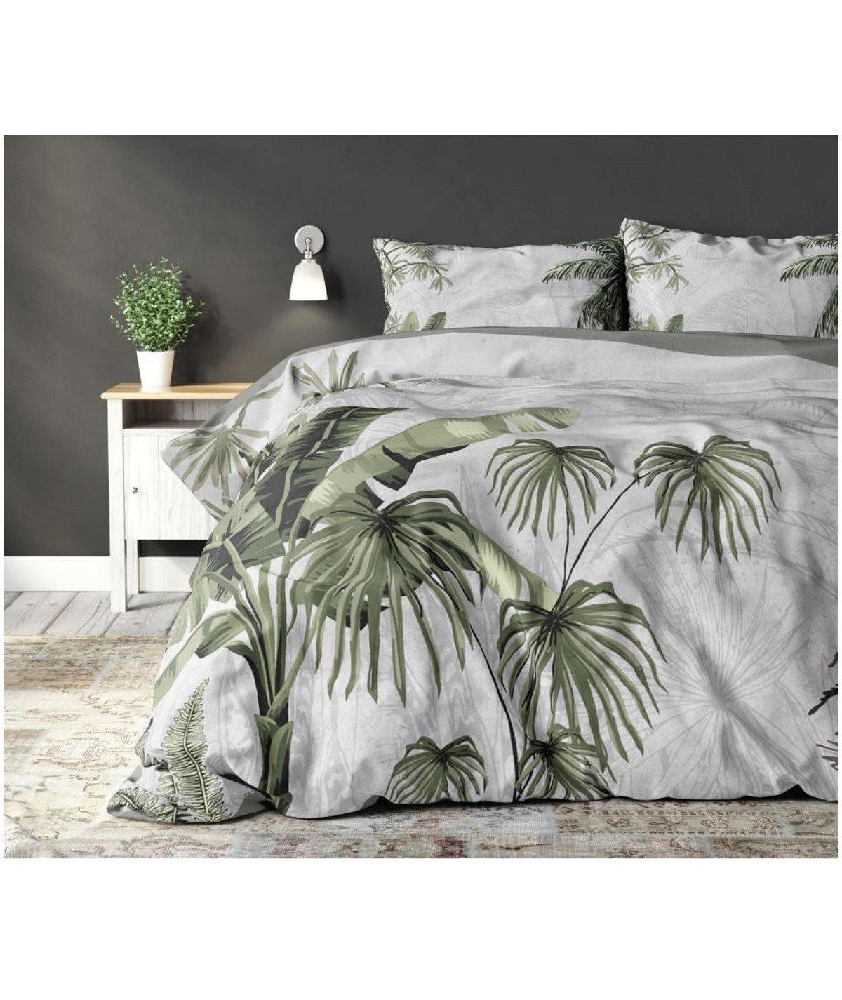 Forest Jungle Grey